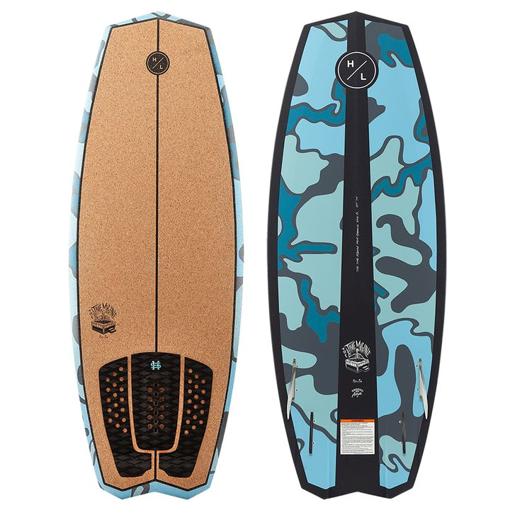 Hyperlite Time Machine Wakesurf 2020