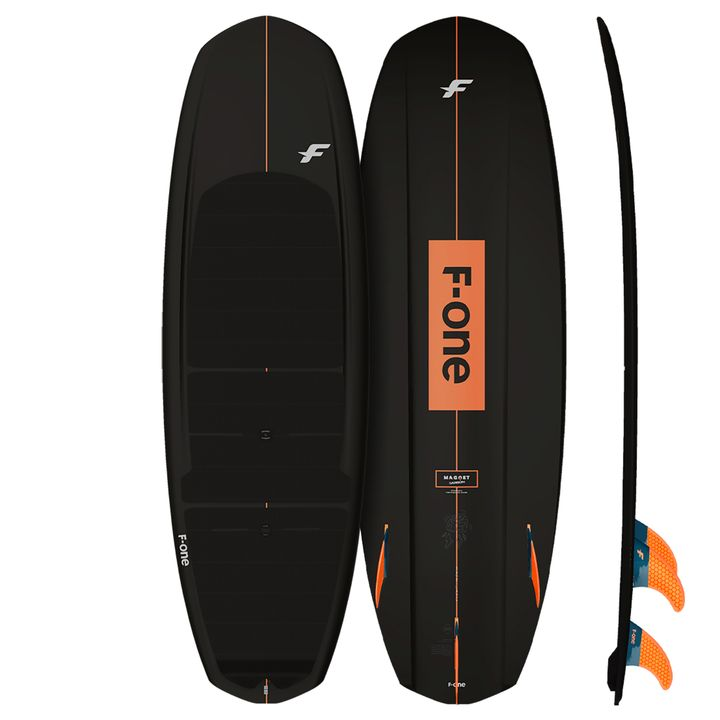 F-One Magnet Carbon Kite Surfboard