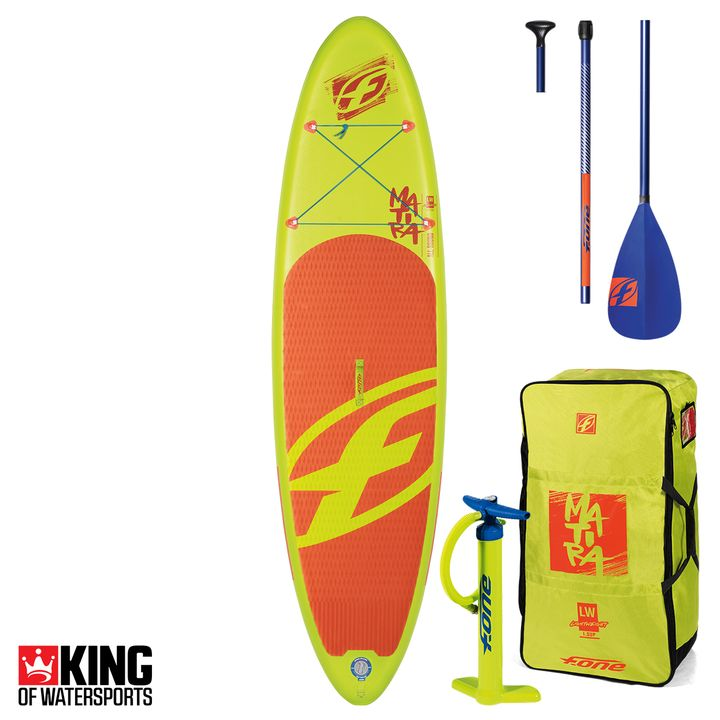F-One Matira LW 10'6 Inflatable SUP