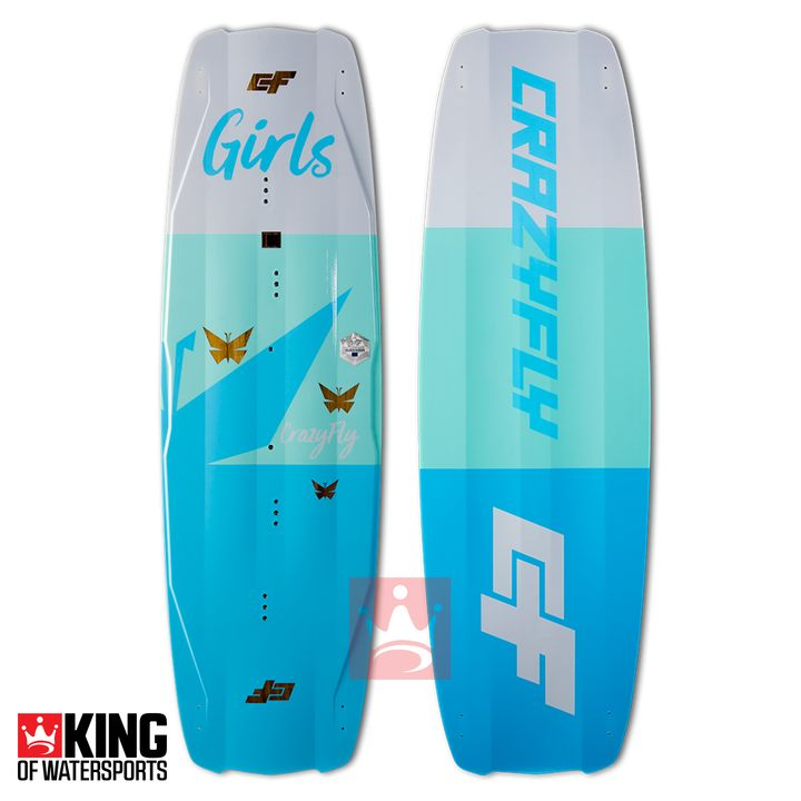 Crazyfly Girls 2018 Kiteboard