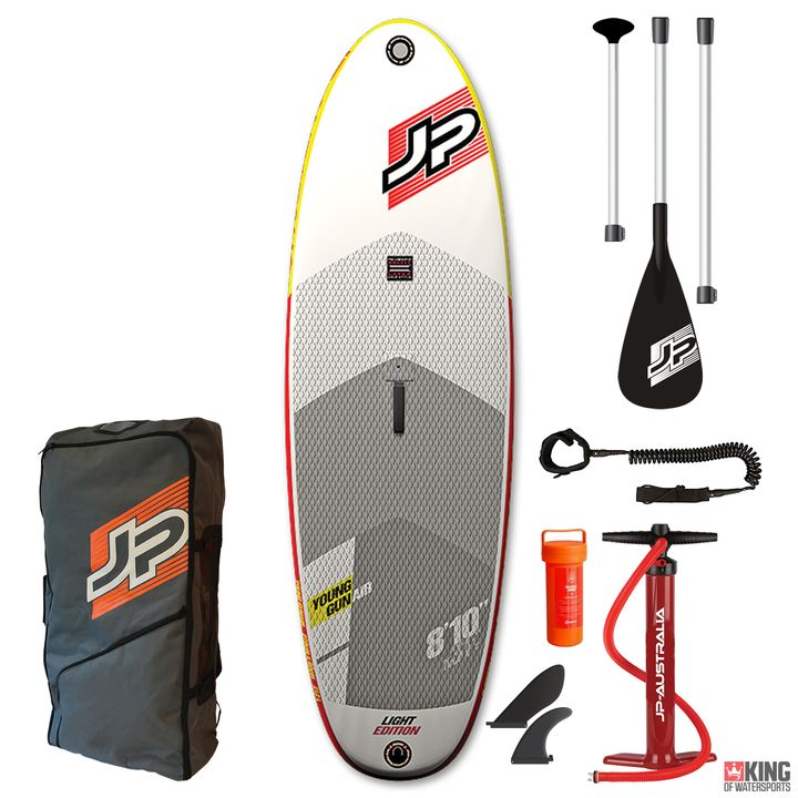 JP Young Gun Air LE 8'10 Inflatable SUP Board 2017