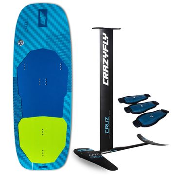 Crazyfly Chill 2020 Kite Foil Package