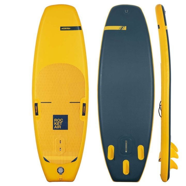 F-One Rocket Air SUP 7'11 Inflatable Foil Board