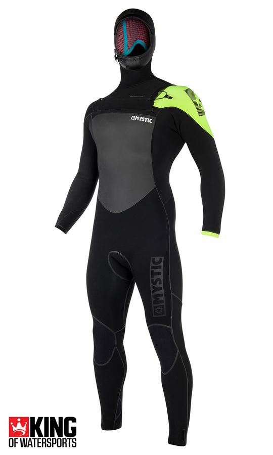 Mystic Legend FZ Hooded 5/3 Wetsuit 2019