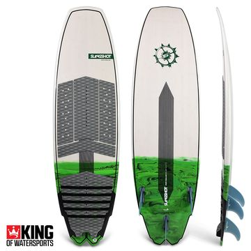 Slingshot Angry Swallow 2019 Kite Surfboard