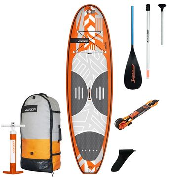 RRD AIRSUP 10'4 Premium Inflatable SUP Board V4