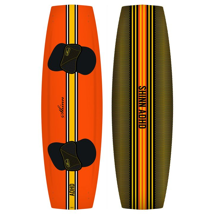 Shinn ADHD Sunset 2017 Kiteboard