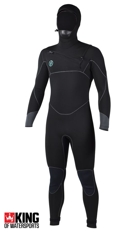 Ride Engine Apoc 5/4/3 Hooded FZ Wetsuit 2020