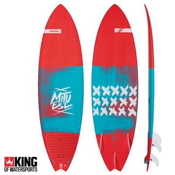 F-One Mitu Essential 2019 Kite Surfboard