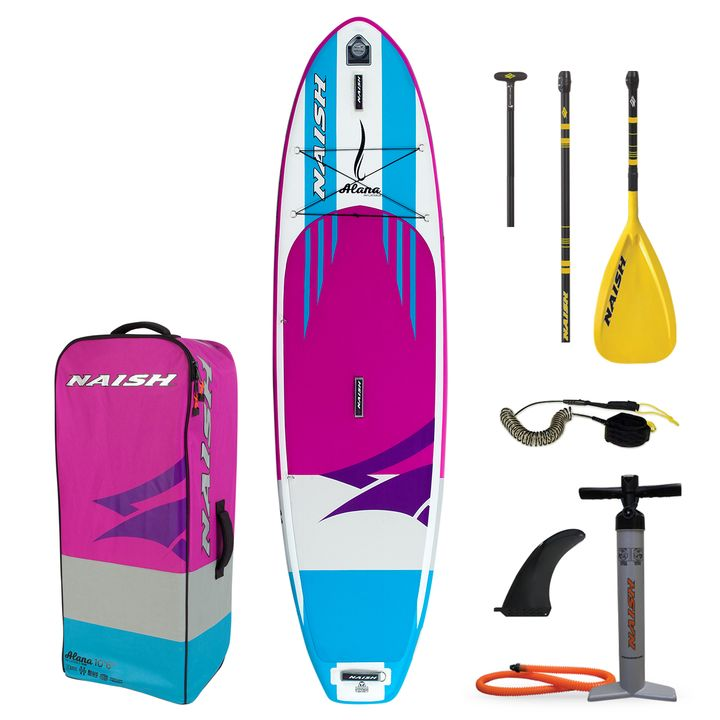 Naish Alana 10'6 Inflatable SUP Board 2020