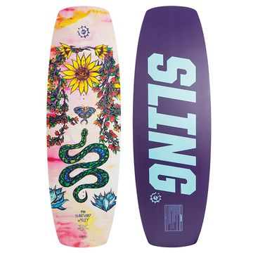 Slingshot Womens Valley 2020 Wakeboard