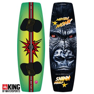 Shinn Monk Mental Kiteboard