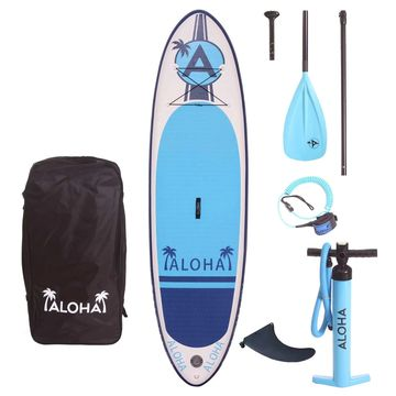 Aloha Spirit 10'2 Inflatable SUP Board