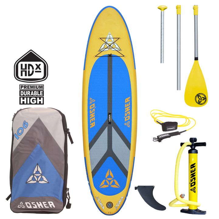 O'Shea 10'6 HD X Inflatable SUP Board 2019