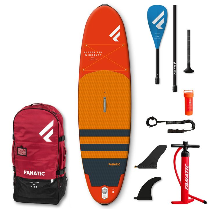 Fanatic Ripper Air Windsurf 2021 187 Inflatable SUP