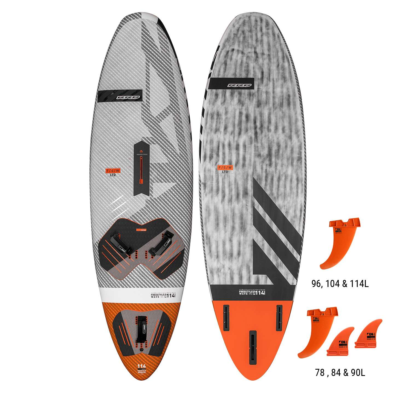 2020 RRD Y25 Freestyle Wave LTD Windsurfing Board | Andy