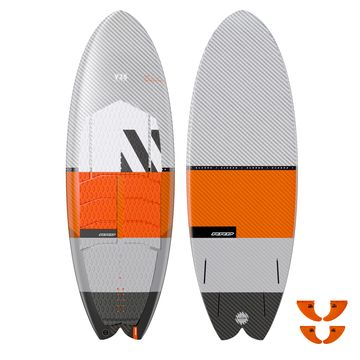 RRD Ace Black Ribbon Kiteboard 2020