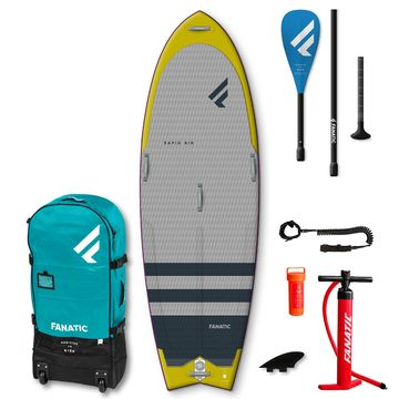 Fanatic Rapid Air Premium 2021 9'6 Inflatable SUP