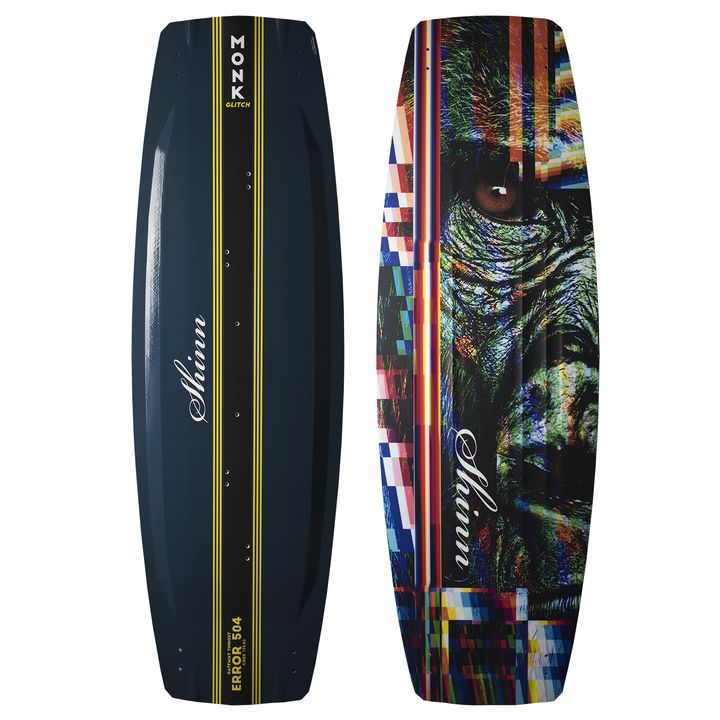 Shinn Monk Glitch Kiteboard