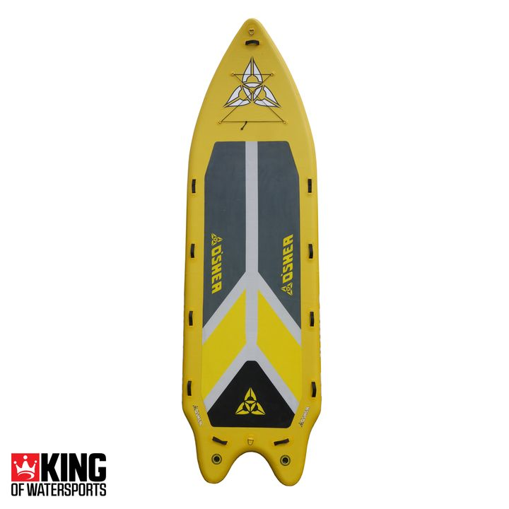O'Shea 18'0 Super Jumbo Inflatable SUP Board HD