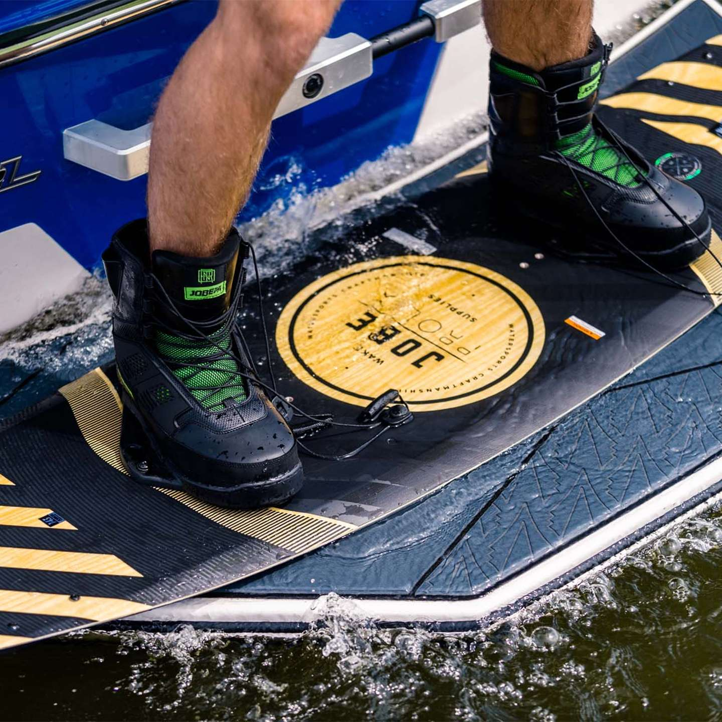 Jobe Bindung NITRO WAKEBOARD BINDINGS black