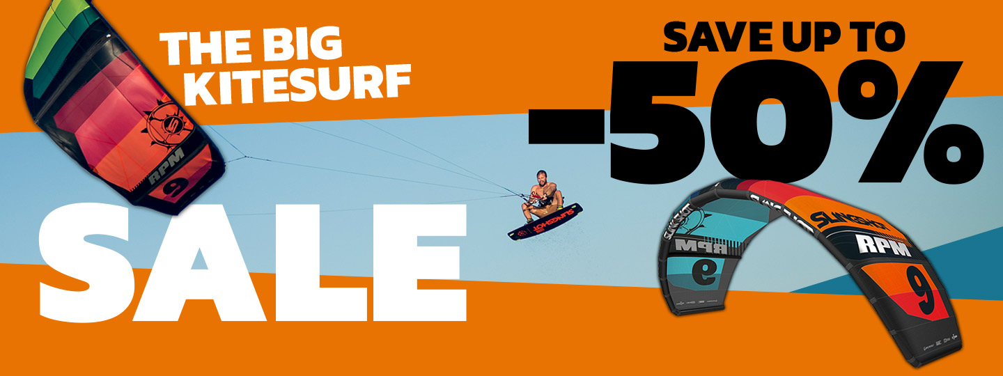 The Big Kitesurf Sale | Save up to 50% OFF