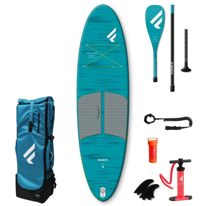 Fanatic Fly Air Pocket 2021 10'4 Inflatable SUP