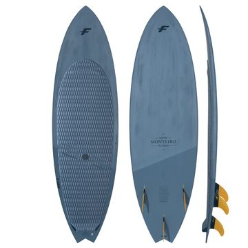 F-One Mitu Pro Carbon 2020 Kite Surfboard