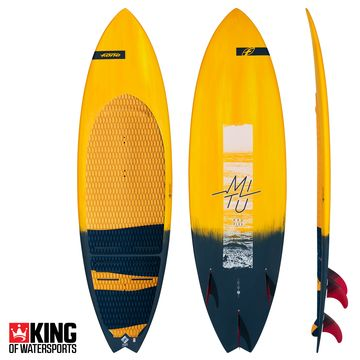F-One Mitu Pro Flex 2019 Kite Surfboard