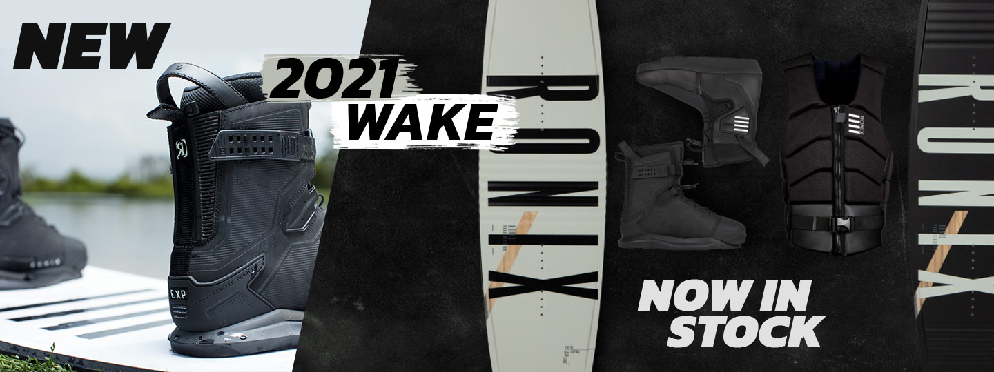 New 2021 Wakeboards and Bindings now in stock