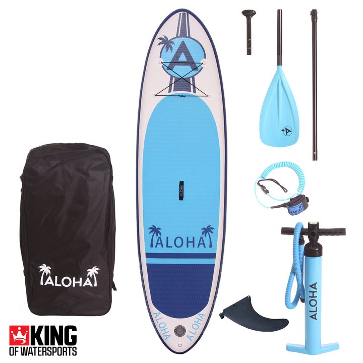 Aloha Spirit 10'6 Inflatable SUP Board