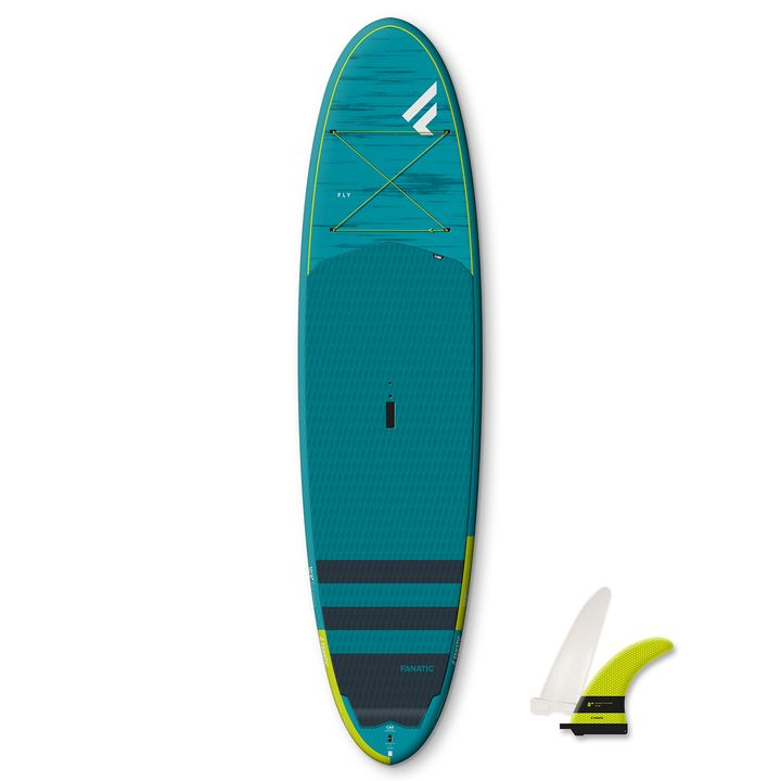 Fanatic Fly Centre Fin 11'2 SUP Board 2020
