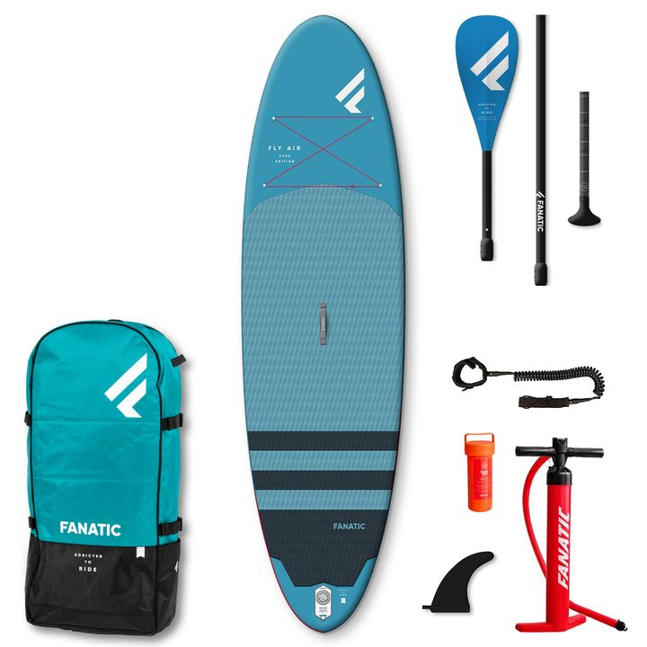 Fanatic Fly Air 2021 9'8 Inflatable SUP