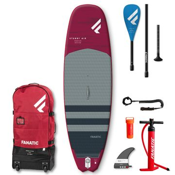 Fanatic Stubby Air Premium 2021 8'6 Inflatable SUP