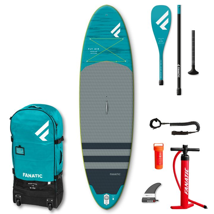 Fanatic Fly Air Premium 2021 9'8 Inflatable SUP