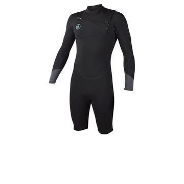 Ride Engine Apoc 2/1 FZ LS Shorty Wetsuit 2020