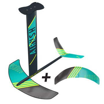 Airush Freeride + Hi Lift Core V2 Kite Foil