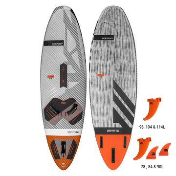 RRD Freestyle Wave 114 LTD V5 Windsurf Board 2019
