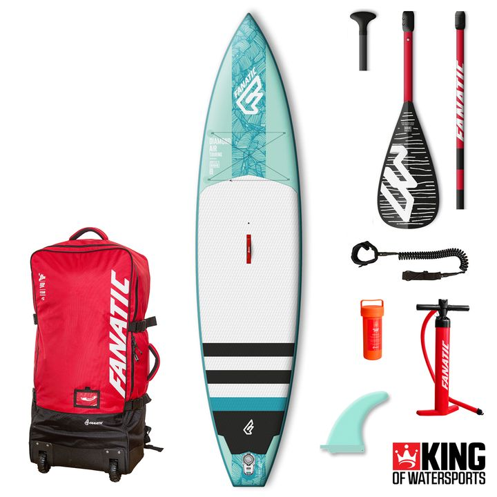 Fanatic Diamond Air Touring 2018 11'6 Inflatable SUP