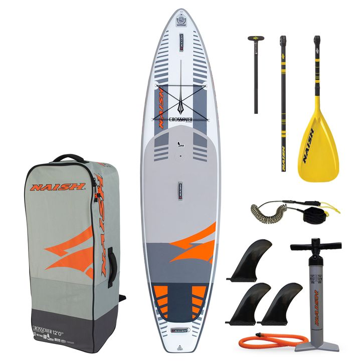 Naish Crossover 12'0 Inflatable SUP Board 2020