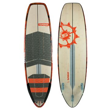 Slingshot Screamer 2018 Kite Surfboard