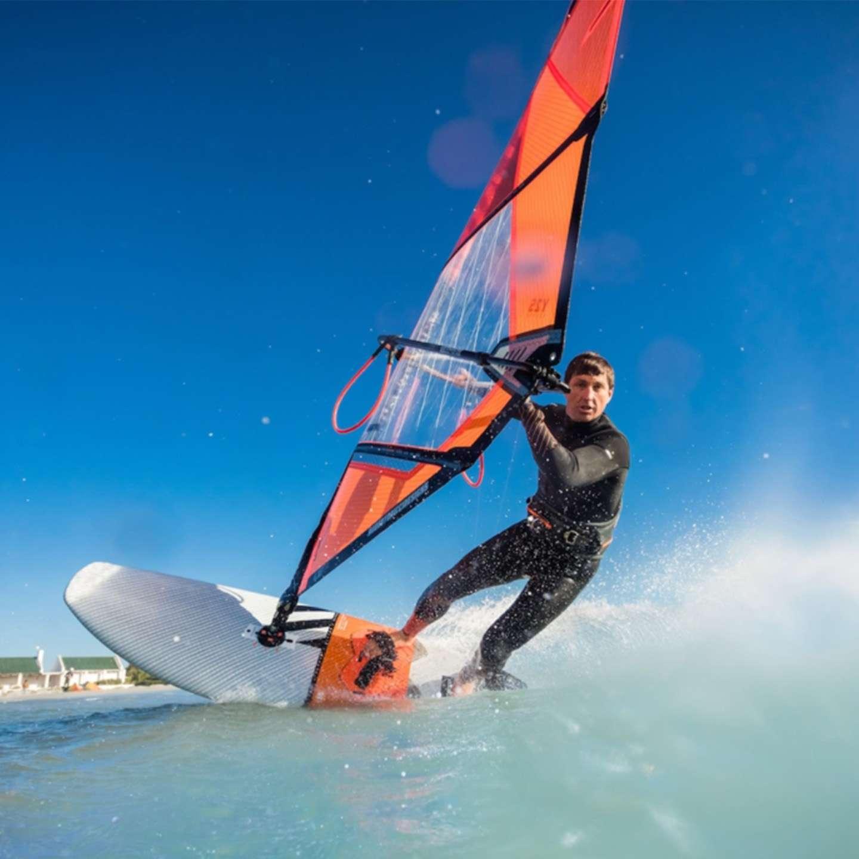 rrd firemove v2 ltd windsurf board - Impact shop action