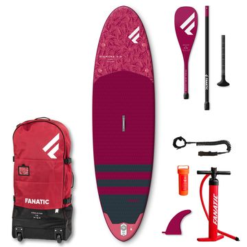 Fanatic Diamond Air 2021 9'8 Inflatable SUP