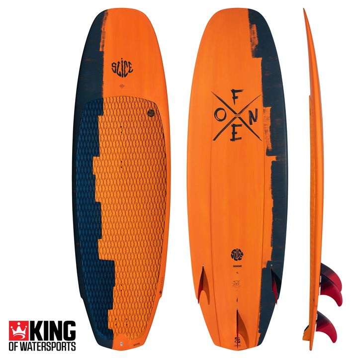 F-One Slice Flex 2019 Kite Surfboard