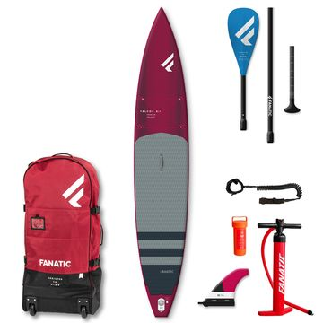 Fanatic Falcon Air Premium 2021 12'6x26.5 Inflatable SUP