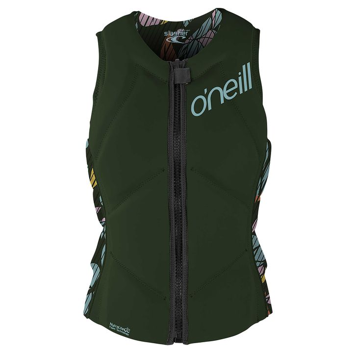O'Neill Womens Slasher Wake Impact Vest 2020