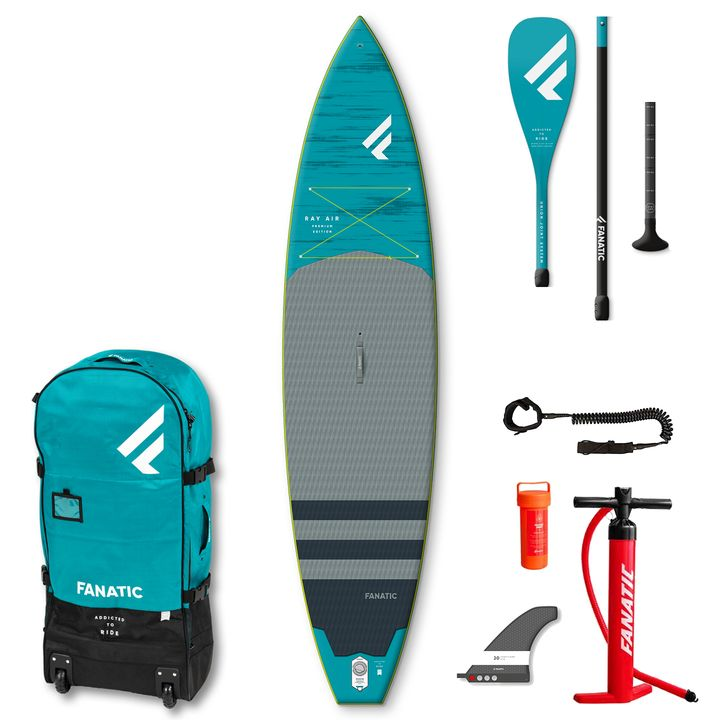 Fanatic Ray Air Premium 2021 13'6 Inflatable SUP