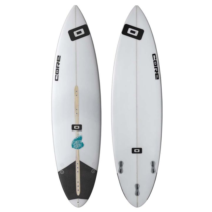 Core Green Room Kite Surfboard