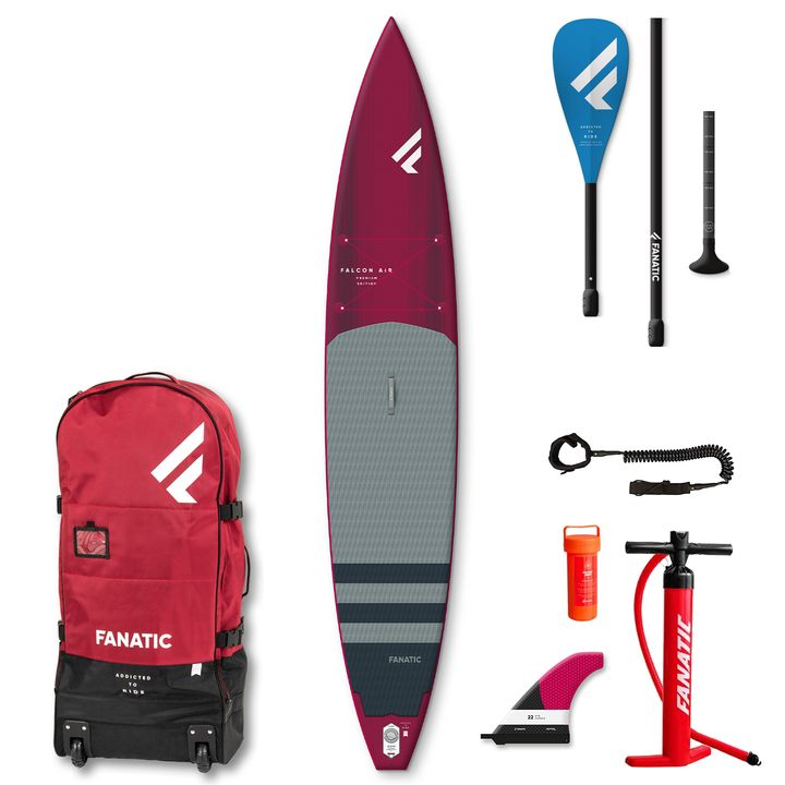 Fanatic Falcon Air Premium 2021 12'6x29 Inflatable SUP