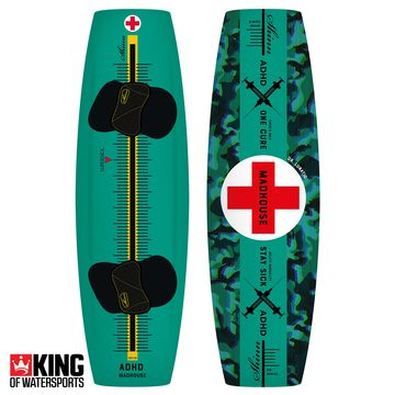 Shinn ADHD Clinic Kiteboard